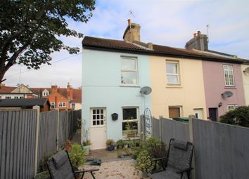 Thumbnail 2 bed terraced house to rent in Burlington Road, Colchester, Essex CO33Aj