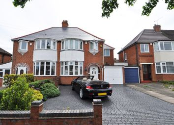 Thumbnail 4 bedroom semi-detached house to rent in Hill Top Road, Northfield, Birmingham