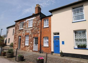 Thumbnail 2 bed terraced house to rent in St. Margarets Terrace, Fore Street, Topsham, Exeter