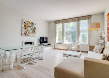 Thumbnail 4 bed flat for sale in Clanricarde Gardens, London