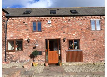Thumbnail 2 bed barn conversion for sale in Ridley Wood, Wrexham