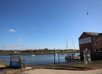 Thumbnail 2 bed flat to rent in Lower Quay, Fareham