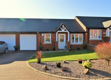 Thumbnail 2 bed terraced bungalow for sale in Hart Drive, Measham