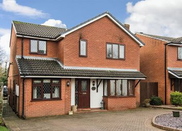 5 bed detached house for sale in The Woodlands, Lichfield WS13