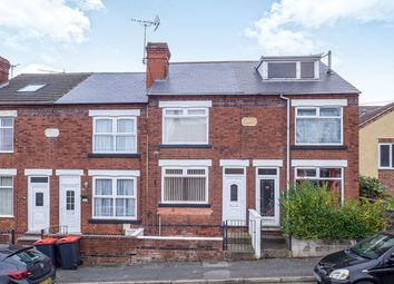 Thumbnail 2 bed terraced house to rent in Edward Avenue, Jacksdale, Nottingham