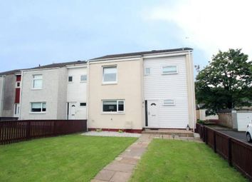 Thumbnail 4 bedroom end terrace house for sale in Broom Crescent, Greenhills, East Kilbride, South Lanarkshire