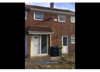 Thumbnail 2 bed end terrace house to rent in Tanfield Gardens, South Shields