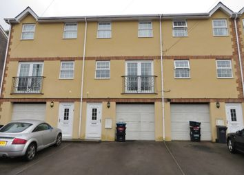Thumbnail 3 bed town house to rent in Highland View, Abertillery