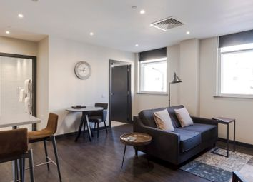 Thumbnail Serviced flat to rent in Cannon Street, London