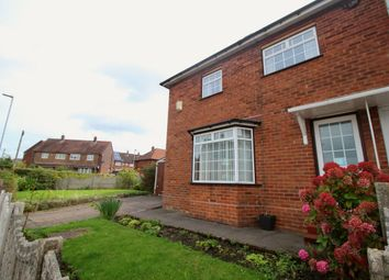 Thumbnail 3 bedroom semi-detached house for sale in Templeton Avenue, Berryhill, Stoke-On-Trent