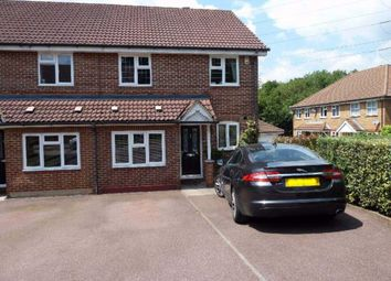 Thumbnail 3 bedroom end terrace house to rent in Malden Fields, Bushey
