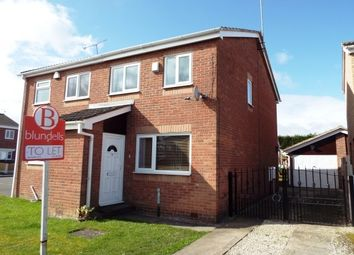 Thumbnail 2 bed semi-detached house to rent in Bramshill Close, Sothall, Sheffield