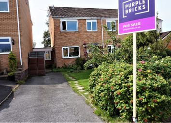 4 bed semi-detached house for sale in Heal Park Crescent, Barnstaple EX31