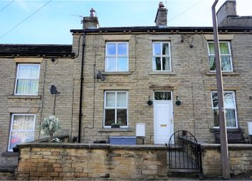 Thumbnail 3 bed terraced house for sale in Laura Street, Brighouse