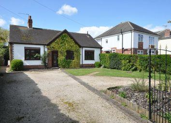 Thumbnail 4 bedroom detached bungalow for sale in Bitham Lane, Stretton, Burton-On-Trent