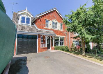 Thumbnail 5 bed detached house for sale in Lavender Close, Bedworth
