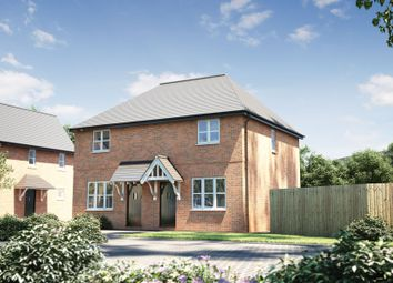 "Thumbnail 2 bed semi-detached house for sale in ""The Hindhead"" at Oak Tree Road, Hugglescote, Coalville"