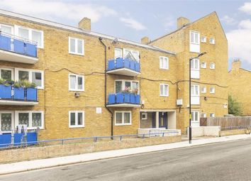 Thumbnail 2 bed flat for sale in Burbage Close, London
