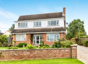 Thumbnail 3 bed detached house for sale in Lissington Road, Wickenby, Lincoln