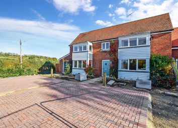 Thumbnail 4 bed terraced house for sale in Hermitage Lane, Boughton Monchelsea, Maidstone, Kent