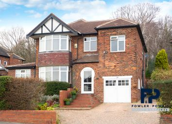 Thumbnail 6 bed detached house to rent in Birchwood Avenue, Alwoodley, Leeds