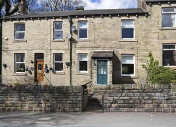 Thumbnail 2 bed terraced house for sale in Coppin Hall Lane, Mirfield