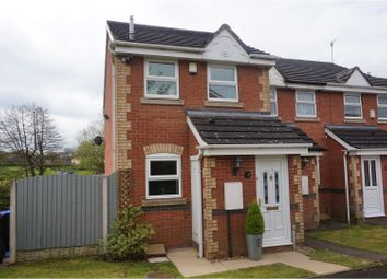 Thumbnail 2 bed town house for sale in Mill House Drive, Stoke-On-Trent