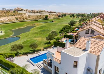 Thumbnail 3 bed villa for sale in Calle Montesinos, La Finca Golf Resort, Algorfa, Alicante, Valencia, Spain