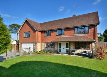 Thumbnail 4 bed detached house for sale in London Road, Coldwaltham, Pulborough