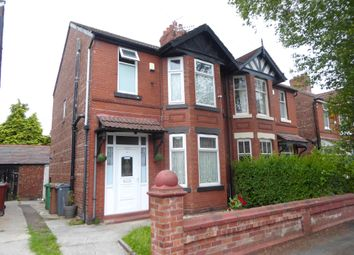 Lindsay Avenue, Burnage, Manchester M19. 3 bed semi-detached house