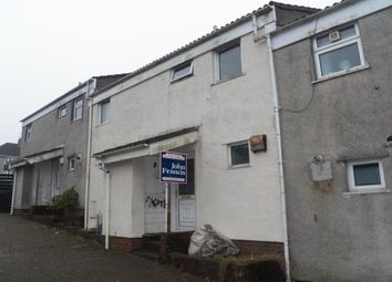 Thumbnail 2 bed terraced house to rent in Heol Awstin, Ravenhill, Swansea