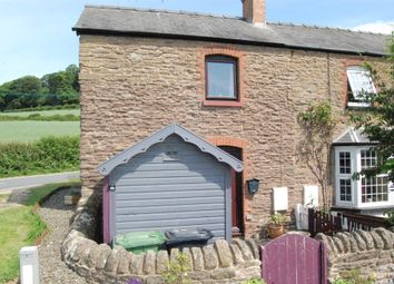 Thumbnail 1 bed cottage for sale in Cross In Hand Cottages, Callow, Hereford