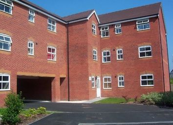 Thumbnail 2 bed flat to rent in Huskinson Drive, Hereford