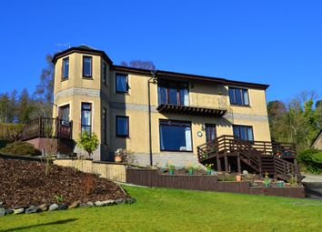 Thumbnail 3 bed flat for sale in Back Road, Clynder, Argyll & Bute