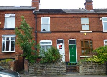 Thumbnail 3 bed terraced house for sale in West Bromwich Road, Walsall, West Midlands