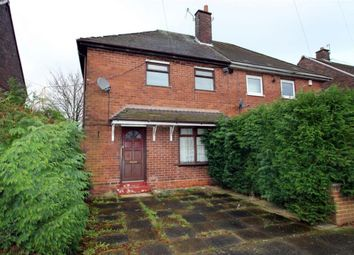 Thumbnail 2 bed property to rent in Dennington Crescent, Blurton, Stoke-On-Trent