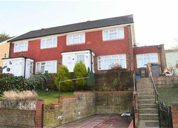 Thumbnail 4 bedroom semi-detached house for sale in Claygate Crescent, New Addington, Croydon