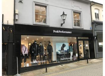 Thumbnail Retail premises for sale in Market Street, Guildford