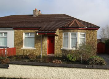 Thumbnail 2 bed semi-detached bungalow for sale in Coldstream Drive, Burnside