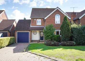 Thumbnail 3 bed detached house for sale in Staniland Drive, Weybridge, Surrey