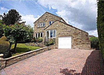 Thumbnail 5 bed detached house for sale in Beechwood Drive, Skipton