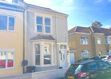 Thumbnail 2 bed semi-detached house for sale in Beaufort Road, Kingswood, Bristol