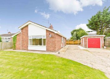 Thumbnail 4 bed detached bungalow to rent in Southend, Bradenham, Thetford