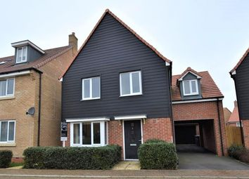 4 bed detached house for sale in Green Walk, Papworth Everard, Cambridge CB23