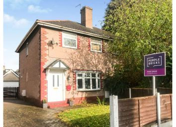 3 bed semi-detached house for sale in Penrhyn Road, Northwich CW8