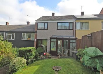 Thumbnail 3 bed terraced house for sale in Childrey Walk, Eggbuckland, Plymouth