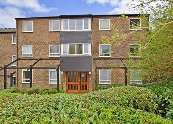 Thumbnail 2 bed flat for sale in Lance Croft, New Ash Green, Longfield, Kent