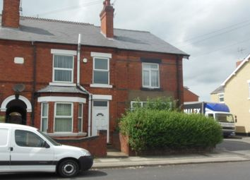 Thumbnail 2 bed terraced house to rent in Dovecote Road, Eastwood, Nottingham