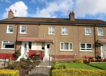 Thumbnail 2 bed terraced house for sale in Braehead Road, Paisley, Renfrewshire