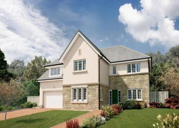 "Thumbnail 5 bed detached house for sale in ""The Ramsay"" at Wilkieston Road, Ratho, Newbridge"